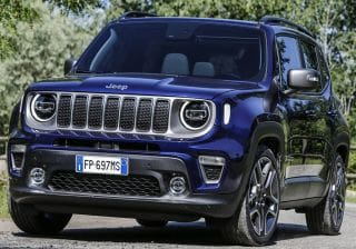 Jeep Renegade Price in India, Launch Date, Images & Specs