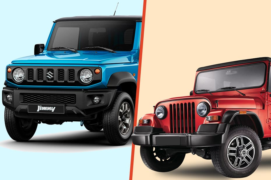 The New Suzuki Jimny Has Everything That Should Make The Mahindra Thar Worry