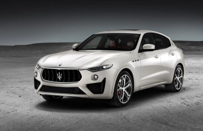 Maserati Levante GTS Petrol To Be Launched In India In 2018