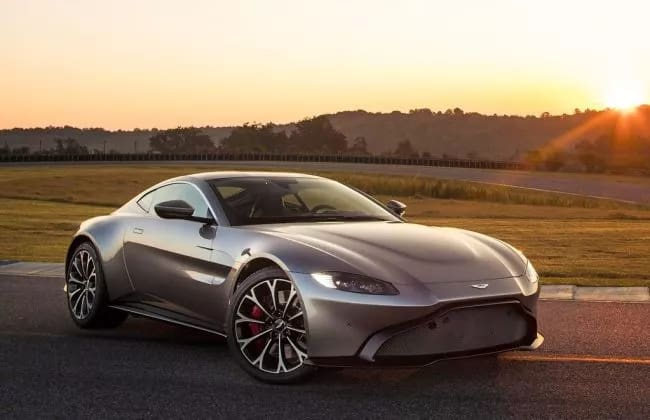 Aston Martin Vantage Launched In India; Priced At Rs 2.95 Crore