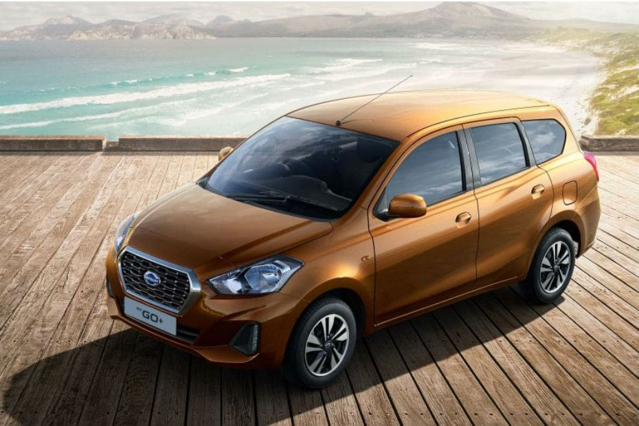 New Datsun GO+: Space for the next generation