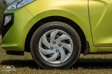 Hyundai Santro To Get Alloy Wheels In 2019