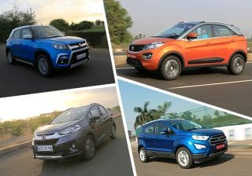 Cars In Demand: Maruti Vitara Brezza Sales Dip But Retains Top Spot Ahead Of Tata Nexon, Honda WRV