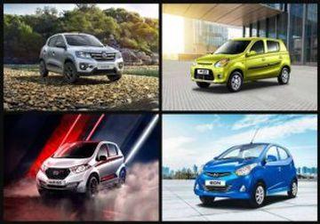 Cars In Demand: Maruti Suzuki Alto, Renault Kwid Top Segment Sales In December 2018