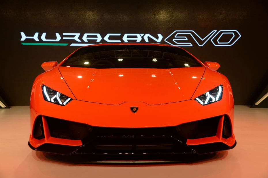 Lamborghini Huracan Evo Launched In India