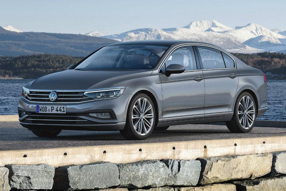Volkswagen Passat Price Images Review Specs