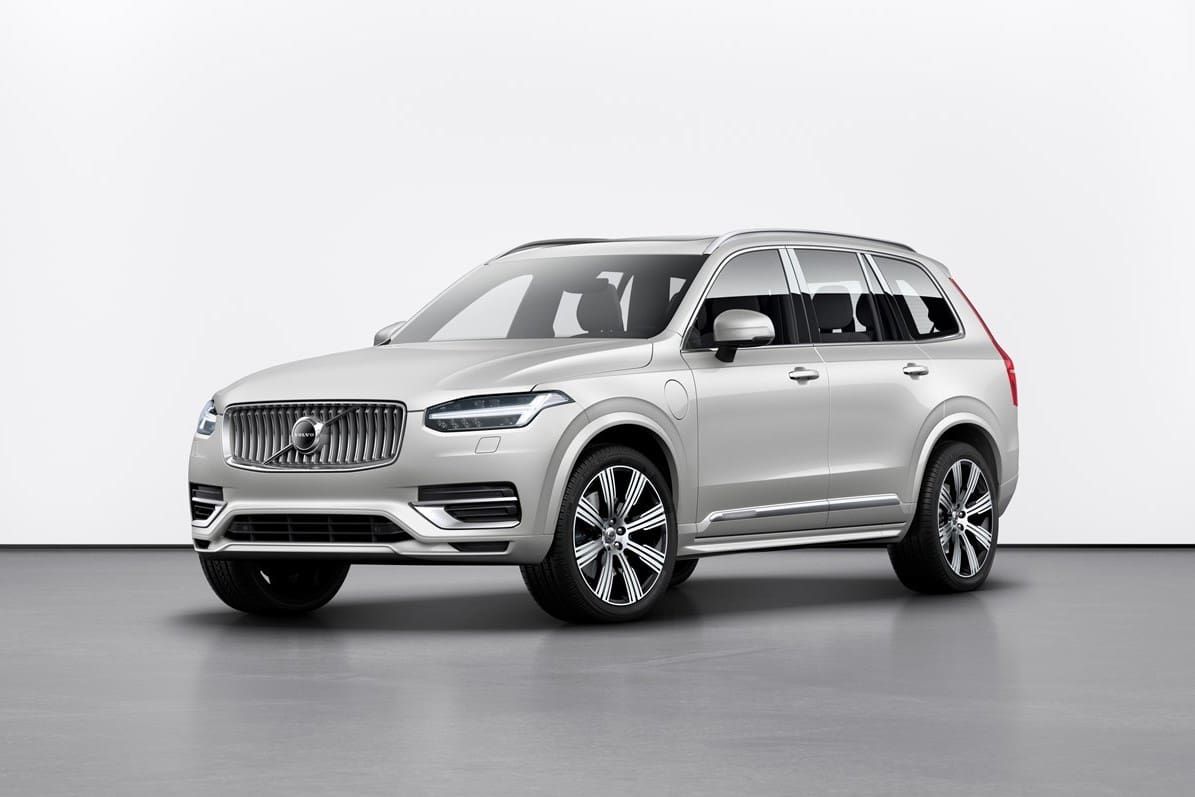 Volvo XC90 Price, Images, Review & Specs