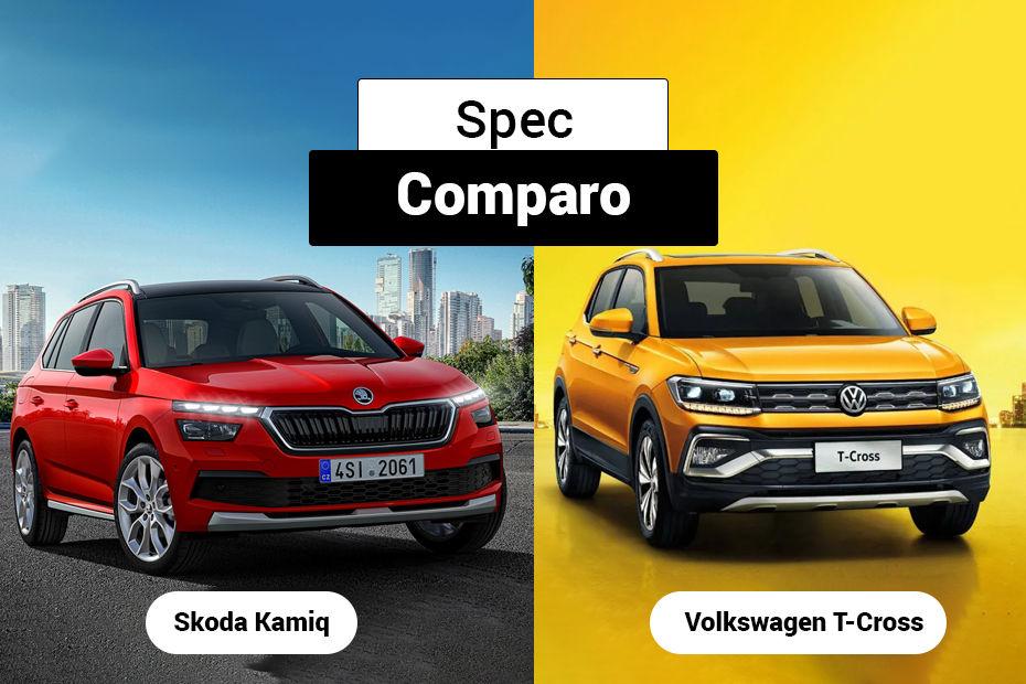 Volkswagen T Cross Price In India Launch Date Images Specs Colours