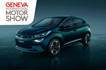 Tata Altroz EV Showcased At Geneva Motor Show; India Launch In 2020