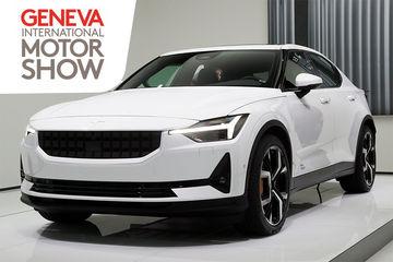 2019 जिनेवा मोटर शो में प्रदर्शित हुई पोलस्टार 2 इलेक्ट्रिक कार