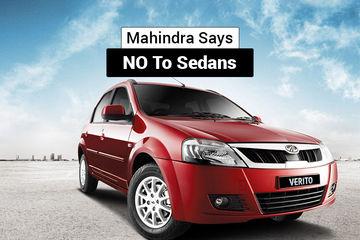 Mahindra To Focus On Making SUVs; No Petrol, Diesel Sedans Planned