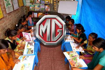 समाज में वंचित लड़कियों को शिक्षा प्रदान करेगी एमजी मोटर्स