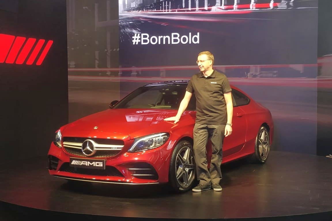 Mercedes-AMG C43 Launched In India; Priced At Rs 75 Lakh