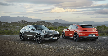 Porsche Cayenne Coupe Revealed