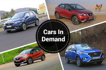 Cars In Demand: Hyundai Creta, Maruti Suzuki S-Cross Top Segment Sales In March 2019