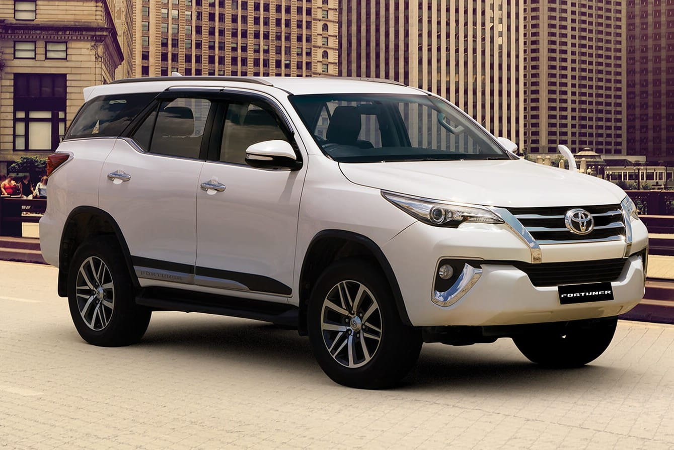 New Toyota Fortuner 2019 Price in Bangalore - View 2019 On