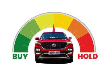 एमजी हेक्टर का इंतजार करें या खरीदें टाटा हैरियर, महिन्द्रा एक्सयूवी500, जीप कंपास और हुंडई ट्यूसॉन में से कोई सही कार?