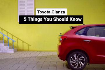 जानिए, टोयोटा ग्लैंजा से जुड़ी पांच अहम बातें