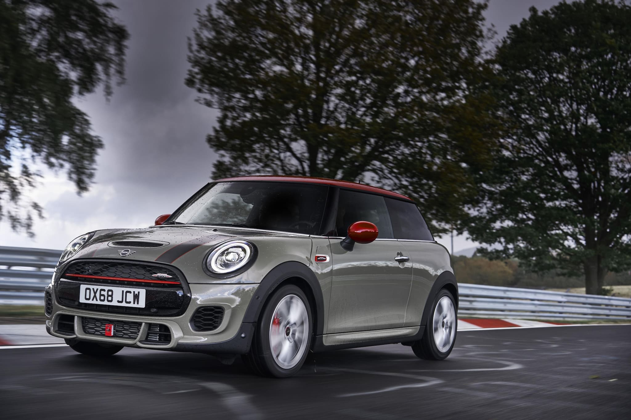 Mini JCW Launched In India; Priced At Rs 43.5 Lakh