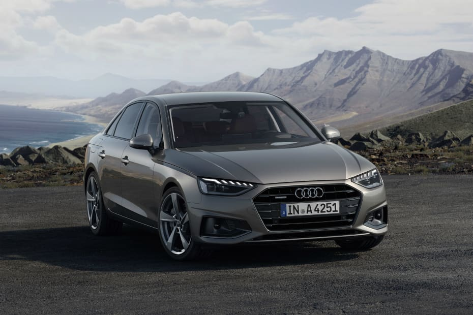 2019 Audi A4 Facelift Receives New Headlights, New Infotainment System And Mild Hybrid Tech