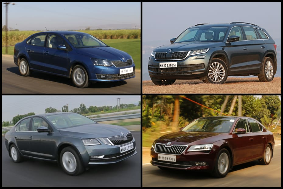Skoda Superb vs Audi A3 Comparison - Prices, Specs, Features