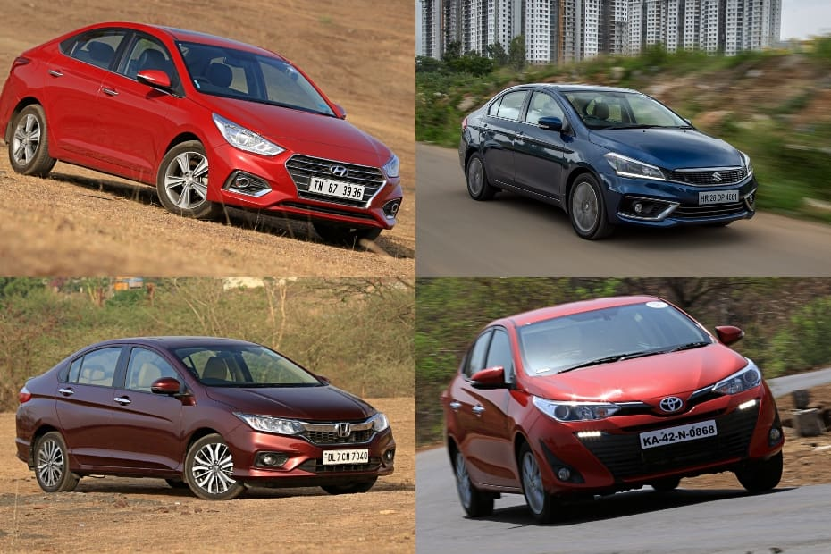 Maruti Ciaz Commands Highest Waiting Period Among Compact Sedans In June