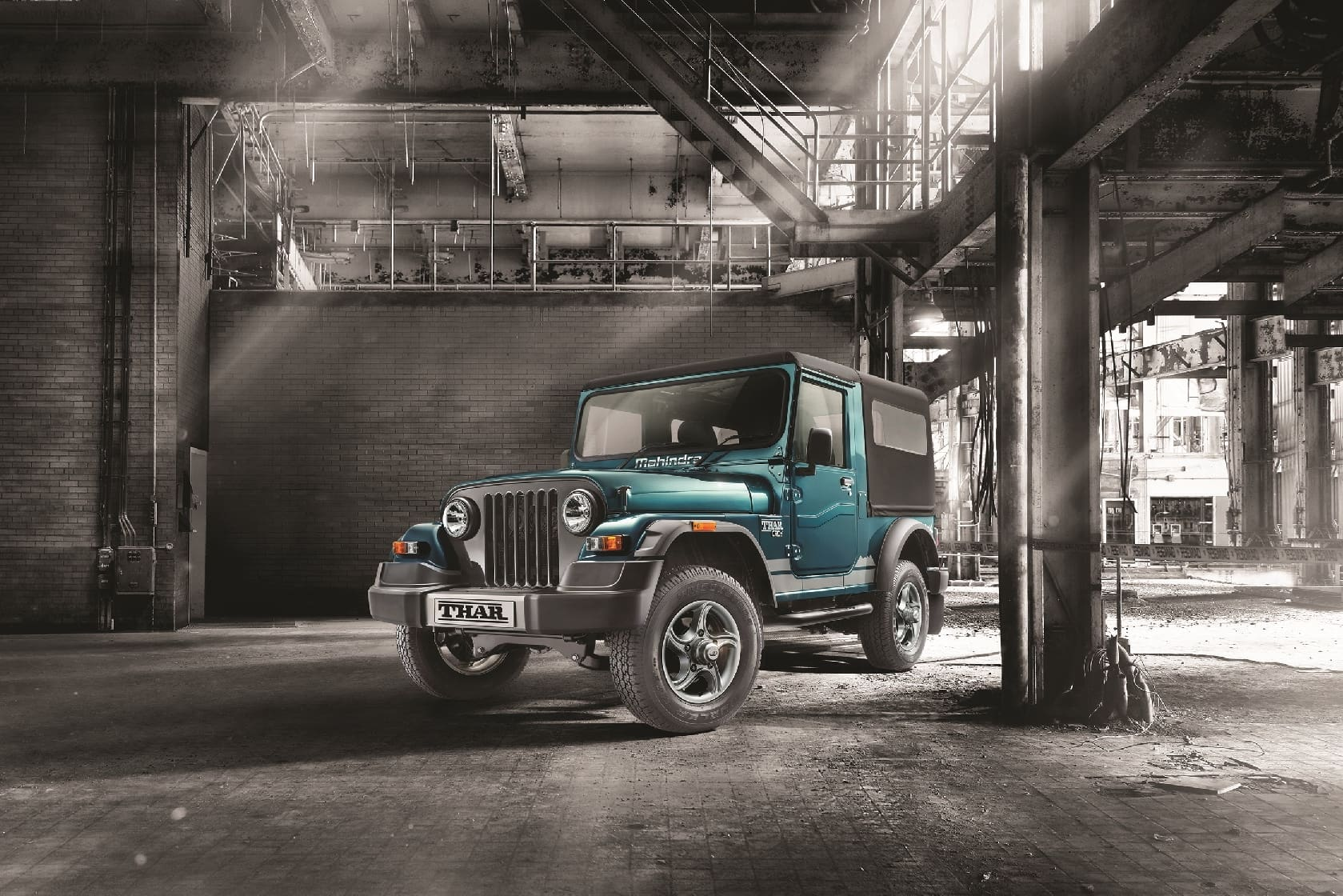 Mahindra Thar DI 4X2 On Road Price (Diesel), Features