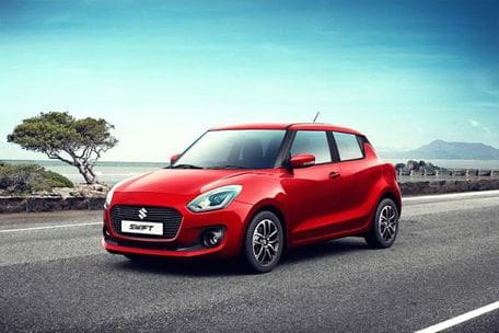 Maruti Suzuki Swift Receives BS6 Petrol Engine, New Safety Features