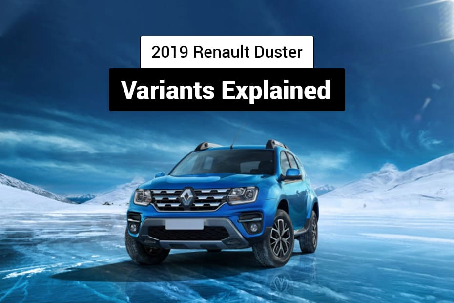New Renault Duster 2019 Price, Images, Review & Specs