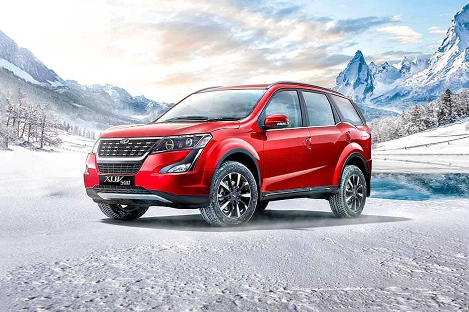 Mahindra XUV500 Price, Images, Review & Specs