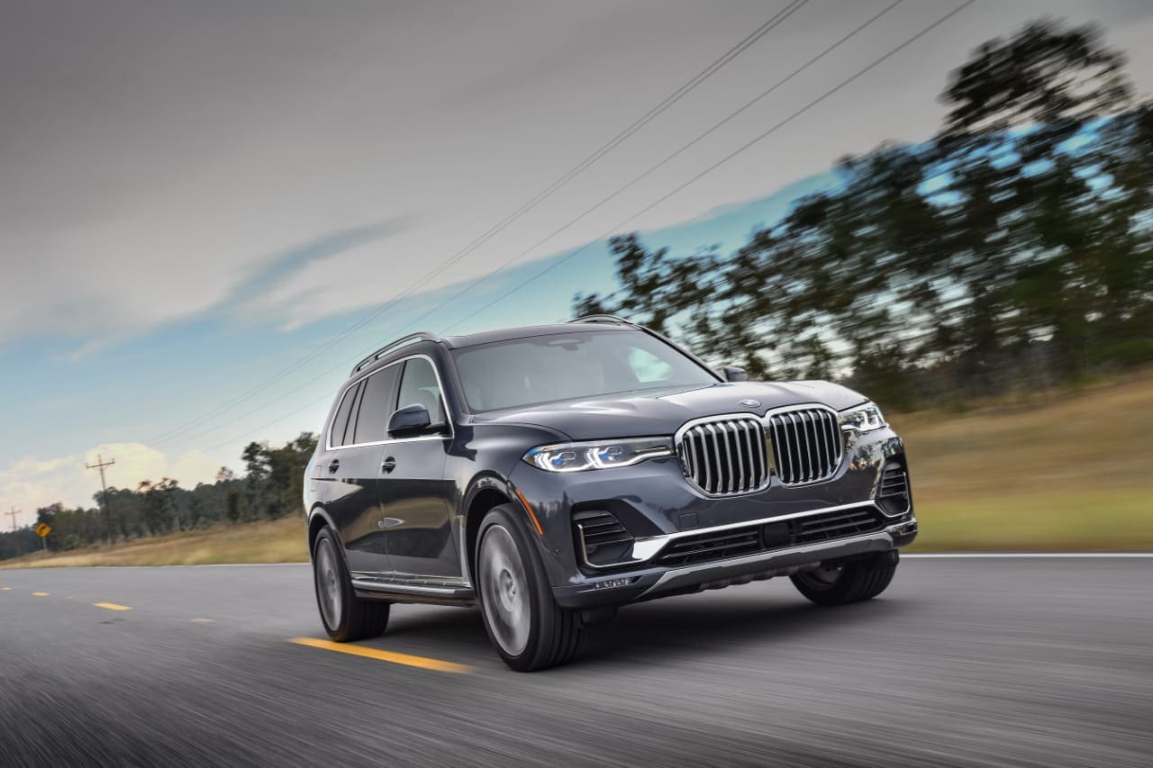 BMW X7 Price, Images, Review & Specs