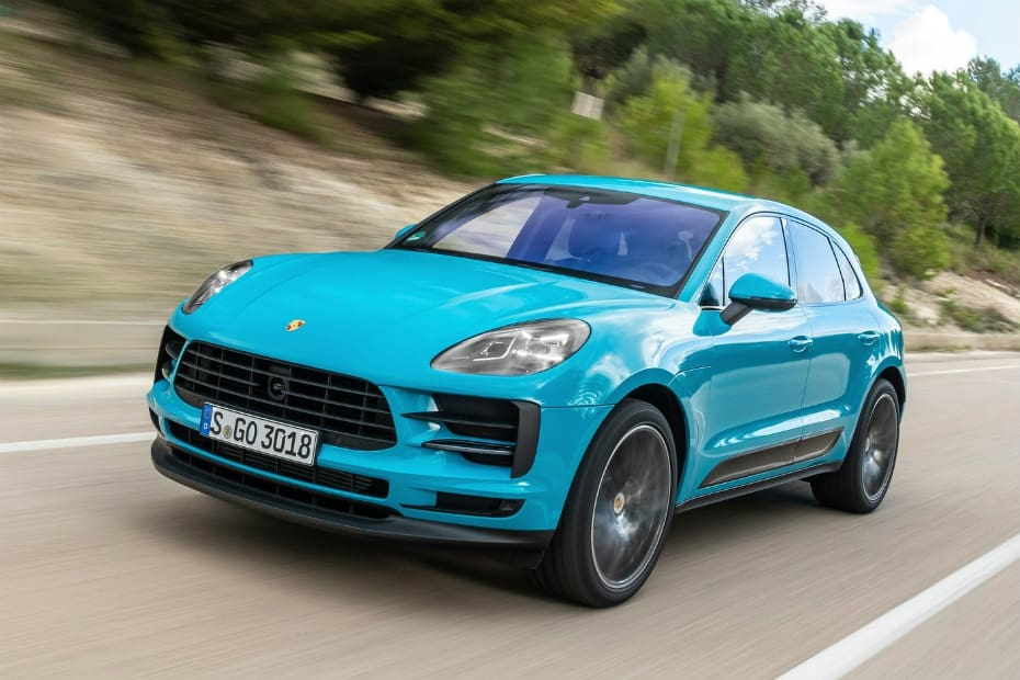2019 Porsche Macan Facelift Launched; More Affordable Than Before
