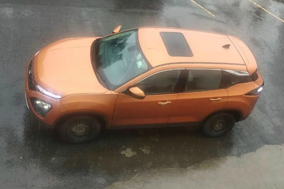 Tata Harrier Gets A Sunroof As An Official Accessory