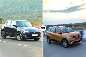 Renault Triber vs Maruti Suzuki Swift: Which One To Pick?