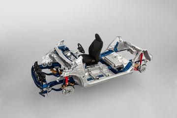 नई यारिस को टोयोटा के जीए-बी प्लेटफार्म पर किया जा सकता है तैयार