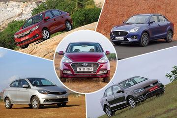 अगस्त में मारुति डिजायर और होंडा अमेज को मिली सबसे ज्यादा बिक्री, जानें कैसा रहा सेगमेंट की बाकी कारों का हाल