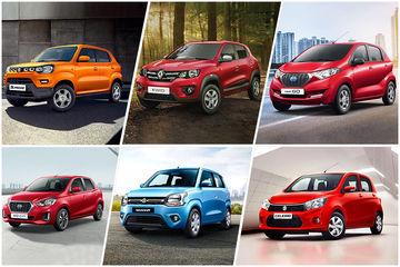मारुति एस-प्रेसो Vs क्विड Vs रेडी गो Vs गो Vs वैगन-आर Vs सेलेरियो: जानिए कीमत के मामले में कौनसी कार है बेहतर