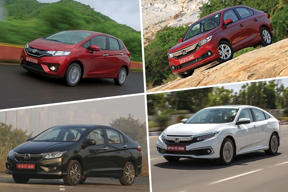 Honda Diwali Offers: Benefits Of Up To Rs 5 Lakh On CR-V & More