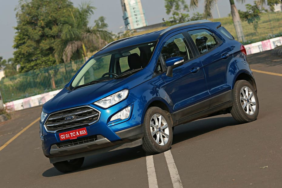 Ford Offers Benefits On EcoSport, Aspire And Freestyle This Diwali