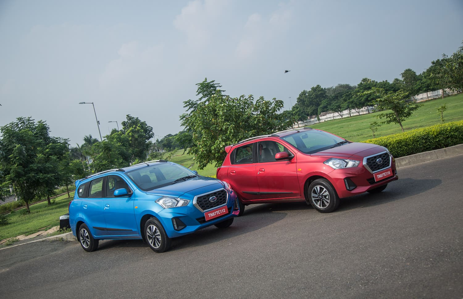 Datsun GO & GO Plus CVT Variants Launched