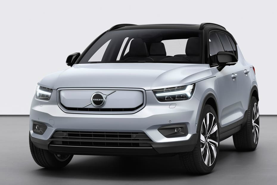 Volvo Introduces Its First-Ever Electric SUV: The XC40 Recharge