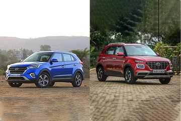 Hyundai Venue vs Hyundai Creta Diesel-manual: Real-World Performance & Mileage Compared