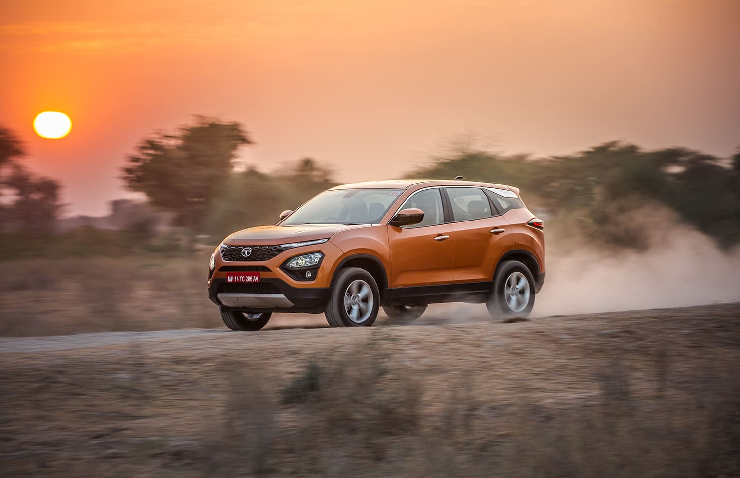 Now You Can Test Drive Tata Harrier At Your Doorstep