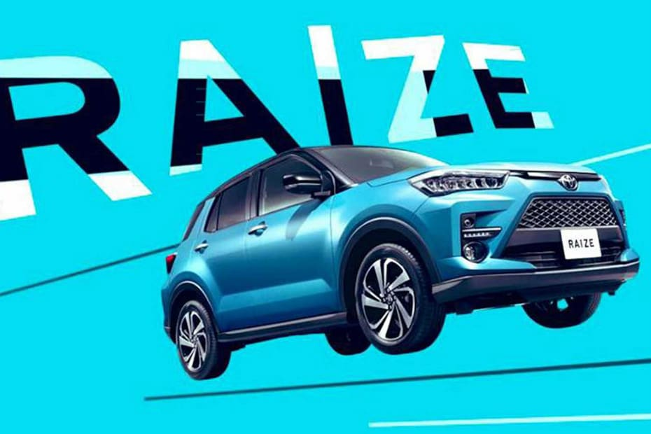 Toyota Raize Could Preview India-spec Maruti Vitara Brezza Rival