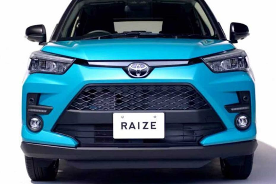 Toyota Raize Subcompact SUV Interior and Details Leaked Ahead Of Unveil