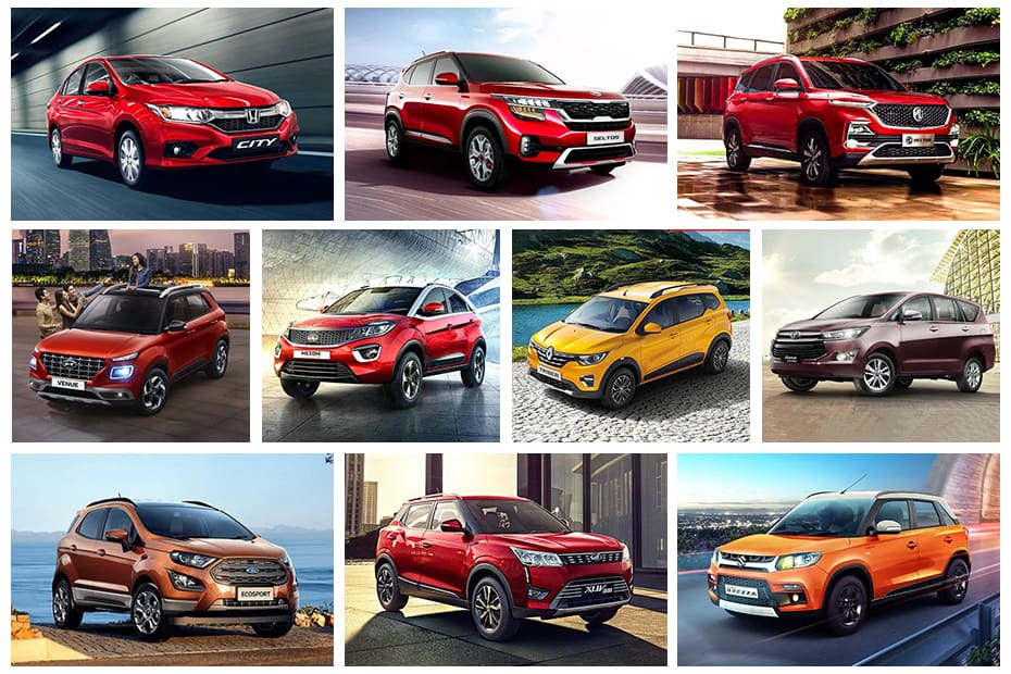 Kia, MG Join The List Of Top 10 Best-Selling Carmakers With Maruti, Hyundai & More