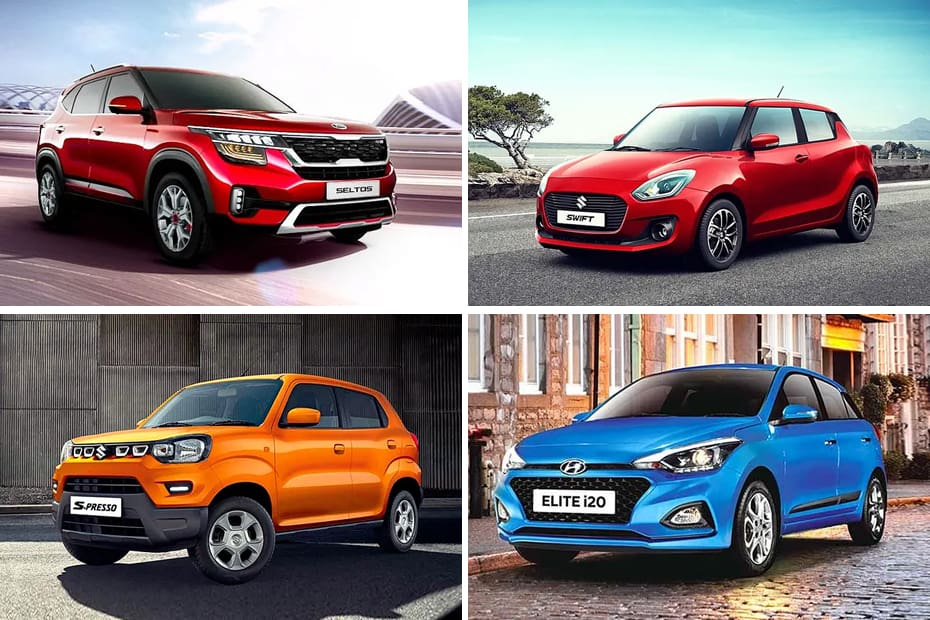 Kia Seltos, Maruti S-Presso Join Top 10 Cars Sold In India In October (Diwali)
