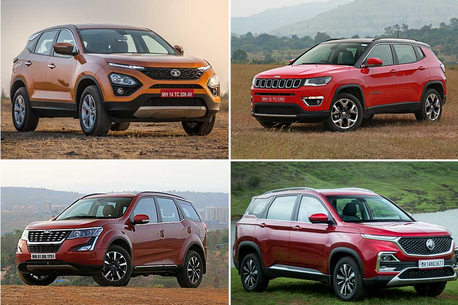 MG Hector Continues To Top Sales Chart In October 2019