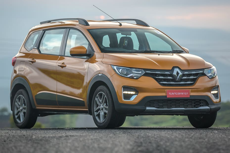 Here's How Long You'll Have To Wait For The Renault Triber This November