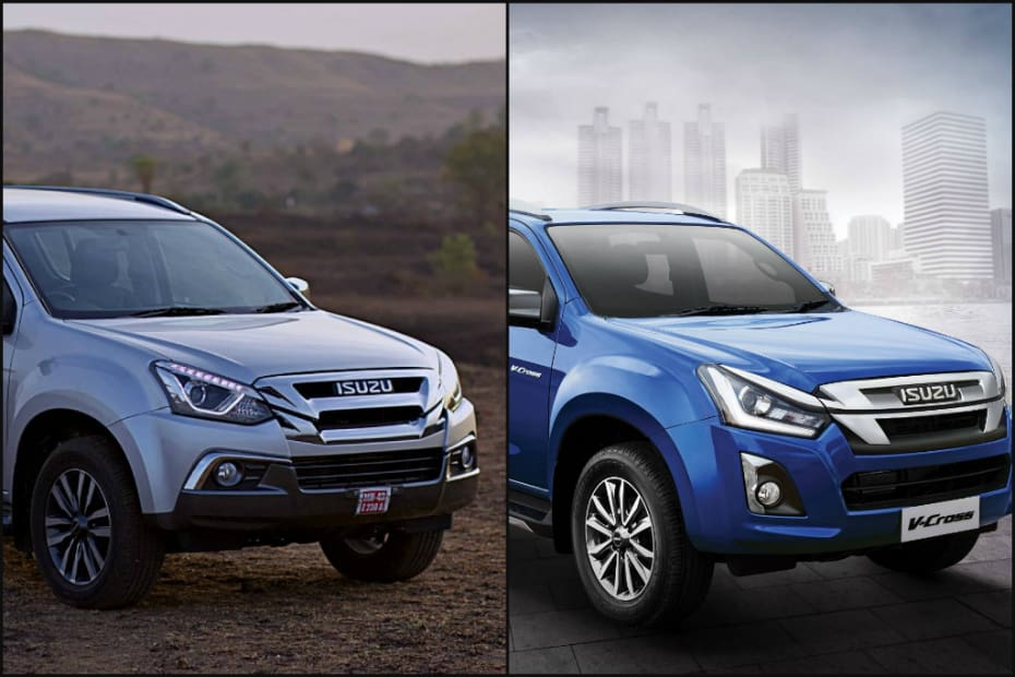 Isuzu D-Max, mu-X Prices To Go Up By Rs 4 lakh With BS6 Update